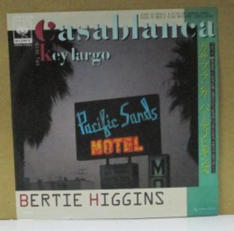 """バーデイ・ヒギンズ/カサブランカの7インチレコード通販・販売ならサウンドファインダー"""""""