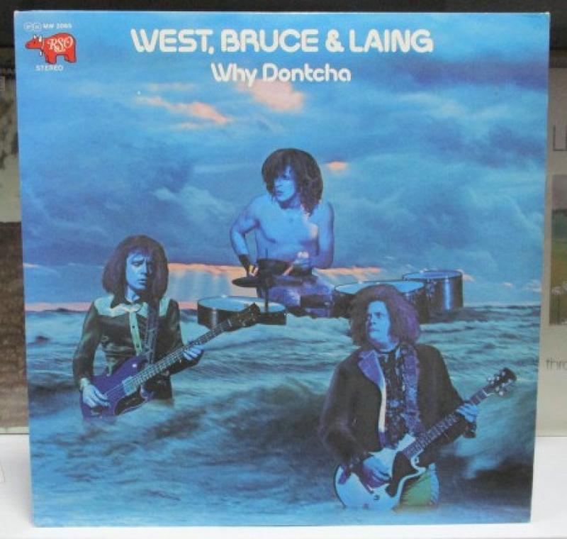 """ウェスト・ブルース&レイング/ホワイ・ドンチャのLPレコード通販・販売ならサウンドファインダー"""""""