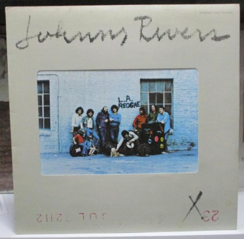 """ジョニー・リバース/レガ・ロックのLPレコード通販・販売ならサウンドファインダー"""""""