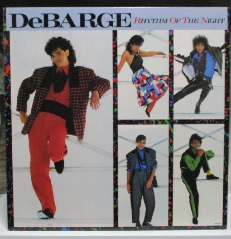 DeBARGE/Rhythm