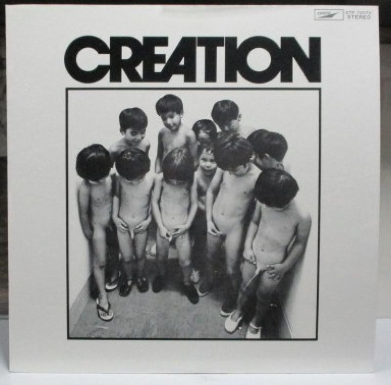 """クリエイション/CREATIONのLPレコード通販・販売ならサウンドファインダー"""""""