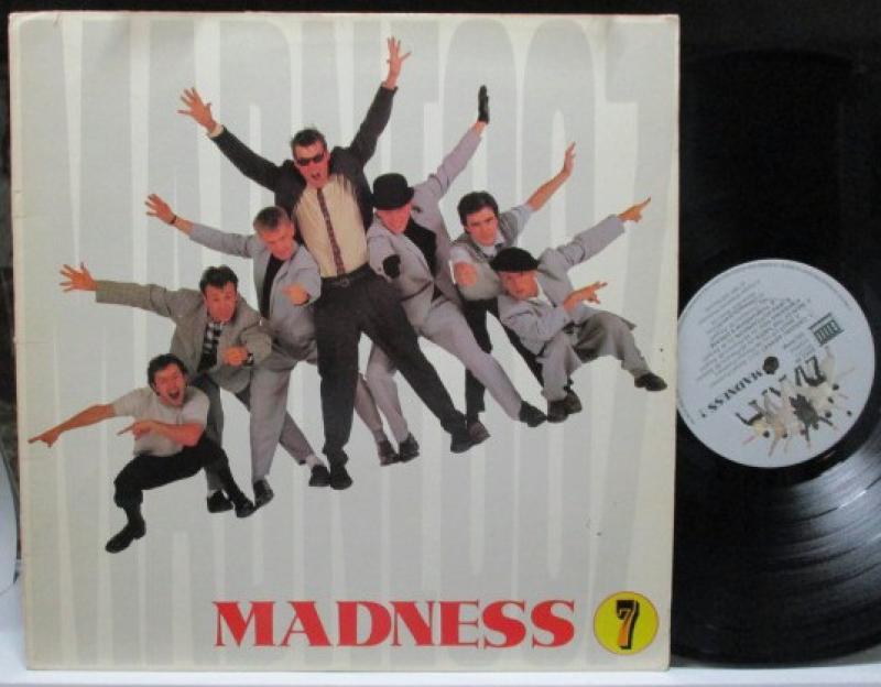 """MADNESS/7のLPレコード通販・販売ならサウンドファインダー"""""""