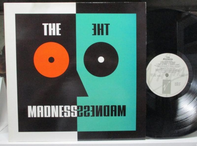 "MADNESS/MadnessのLPレコード通販・販売ならサウンドファインダー"""