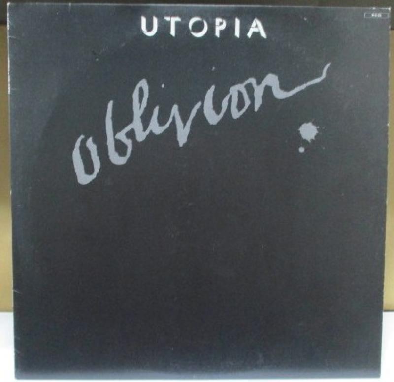 """ユートピア/オブリヴィオンのLPレコード通販・販売ならサウンドファインダー"""""""