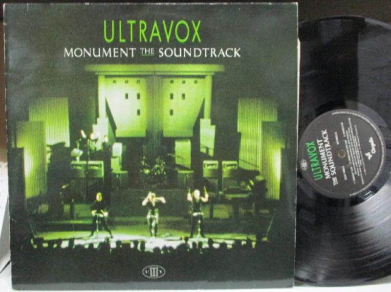 ULTRAVOX/Monument