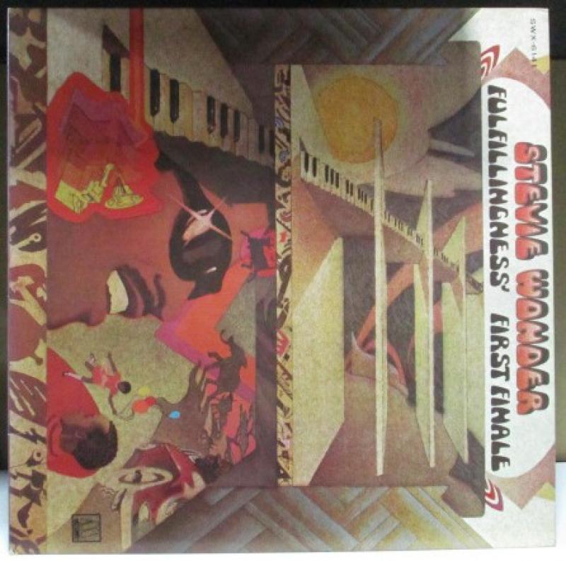 """スティービー・ワンダー/ファースト・フィナーレのLPレコード通販・販売ならサウンドファインダー"""""""