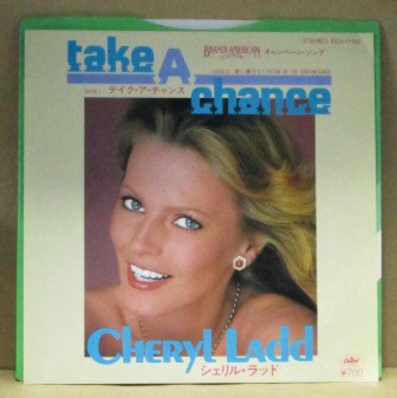 """シェリル・ラッド/テイク・ア・チャンスの7インチレコード通販・販売ならサウンドファインダー"""""""