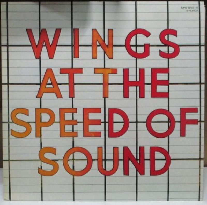 """ポールマッカートニー,ウィングス/スピード・オブ・サウンドのLPレコード通販・販売ならサウンドファインダー"""""""