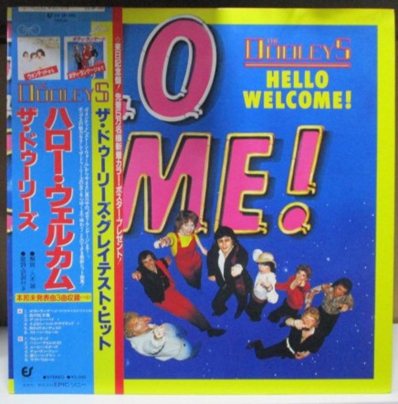 """ドゥーリーズ/ハロー・ウェルカムのLPレコード通販・販売ならサウンドファインダー"""""""