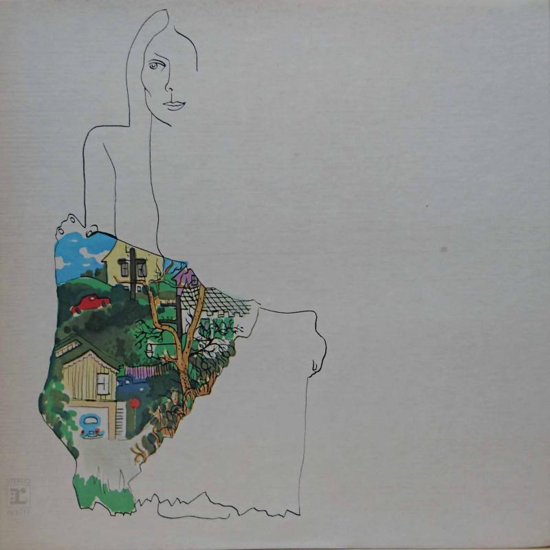 JONI MITCHELL/Ladies Of The CanyonのLPレコード通販・販売ならサウンドファインダー