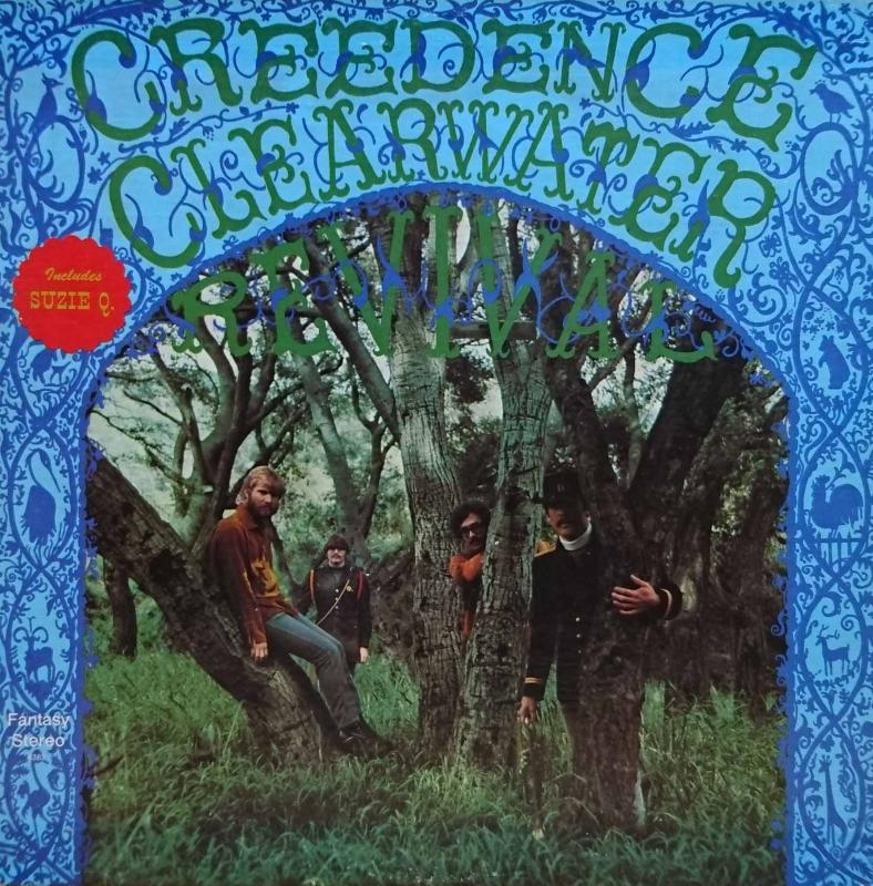 CREEDENCE CLEARWATER REVIVAL/Creedence Clearwater RevivalのLPレコード通販・販売ならサウンドファインダー