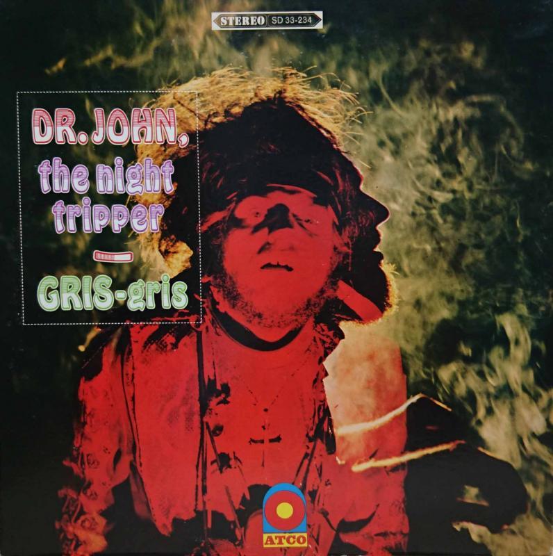 DR. JOHN/Gris-GrisのLPレコード通販・販売ならサウンドファインダー