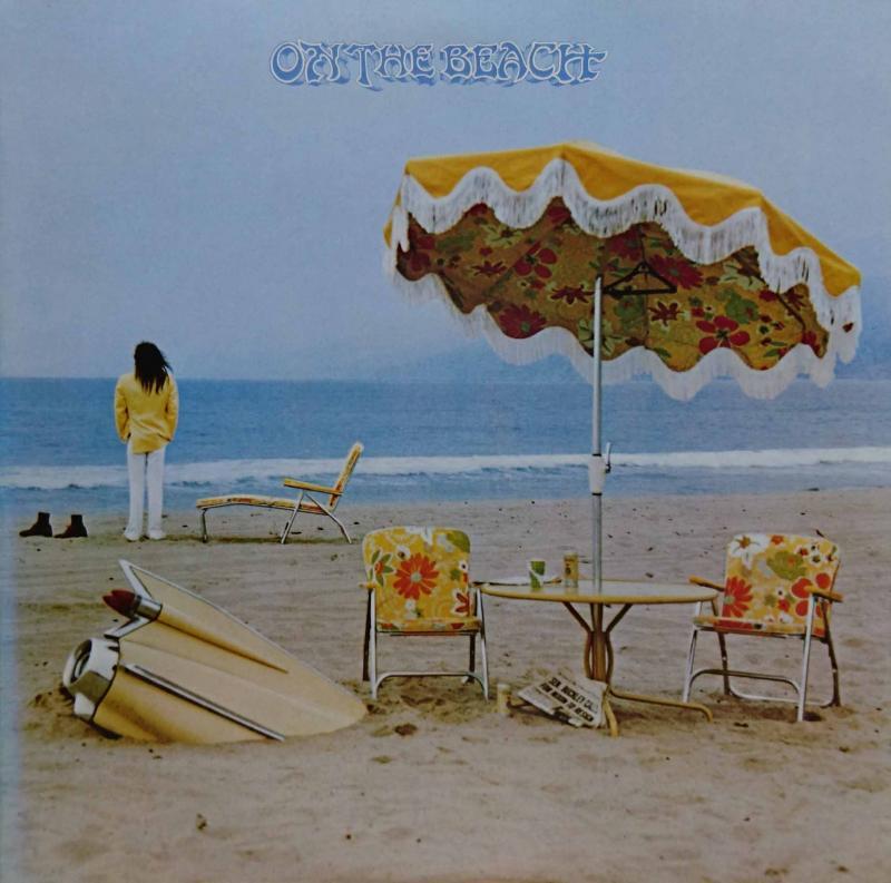 NEIL YOUNG/On The BeachのLPレコード通販・販売ならサウンドファインダー