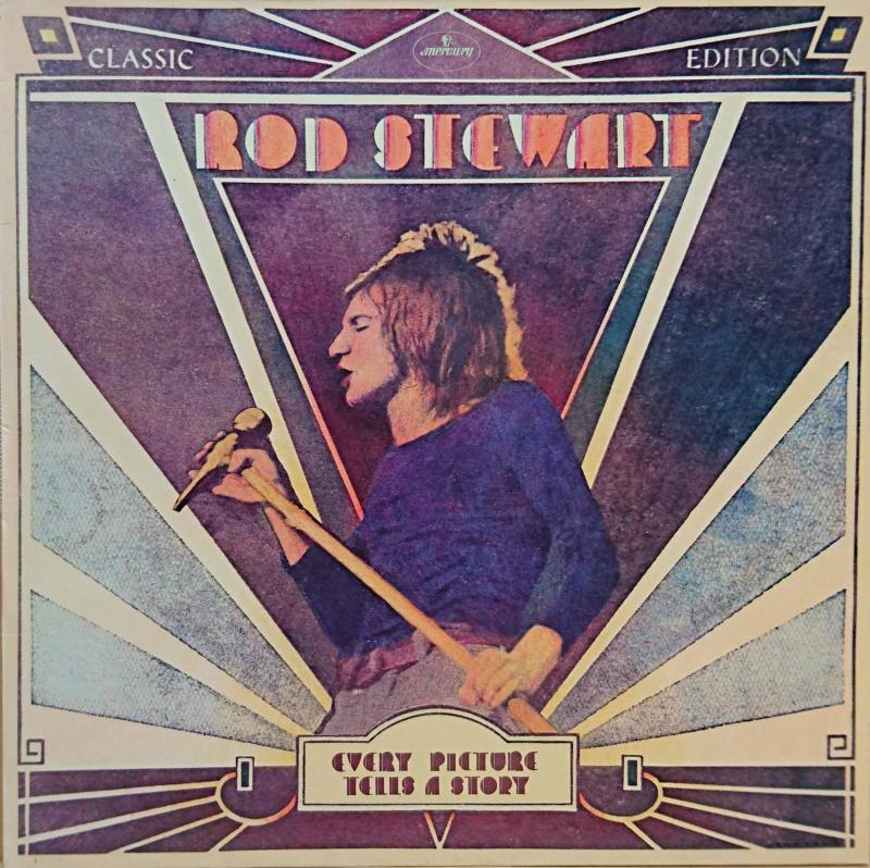 ROD STEWART/Every Picture Tells A StoryのLPレコード通販・販売ならサウンドファインダー