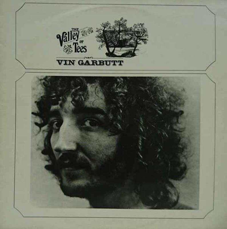 VIN GARBUTT/The Valley Of TeesのLPレコード通販・販売ならサウンドファインダー