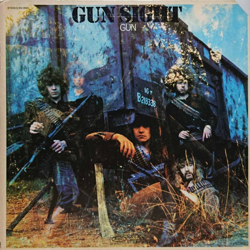 GUN/Gun SightのLPレコード通販・販売ならサウンドファインダー