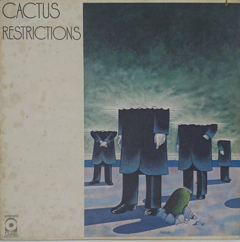CACTUS/RestrictionsのLPレコード通販・販売ならサウンドファインダー