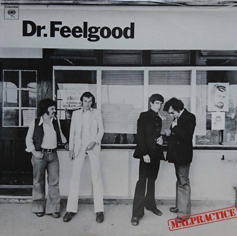 DR.FEELGOOD/MalpracticeのLPレコード通販・販売ならサウンドファインダー