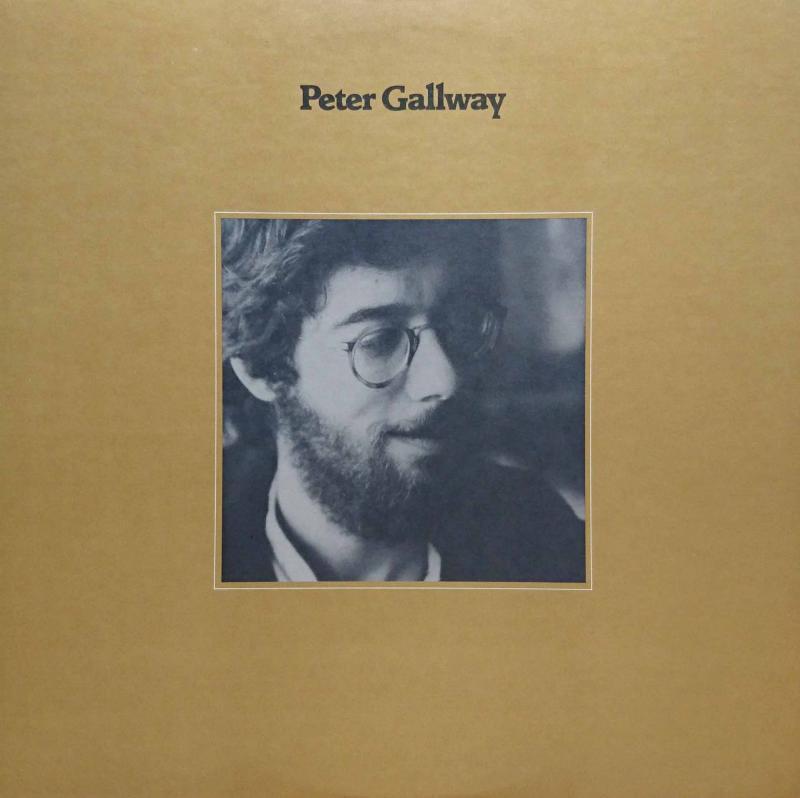 PETER GALLWAY/Peter GallwayのLPレコード通販・販売ならサウンドファインダー