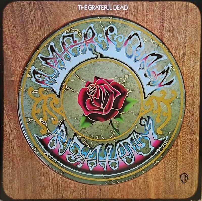 THE GRATEFUL DEAD/American BeautyのLPレコード通販・販売ならサウンドファインダー