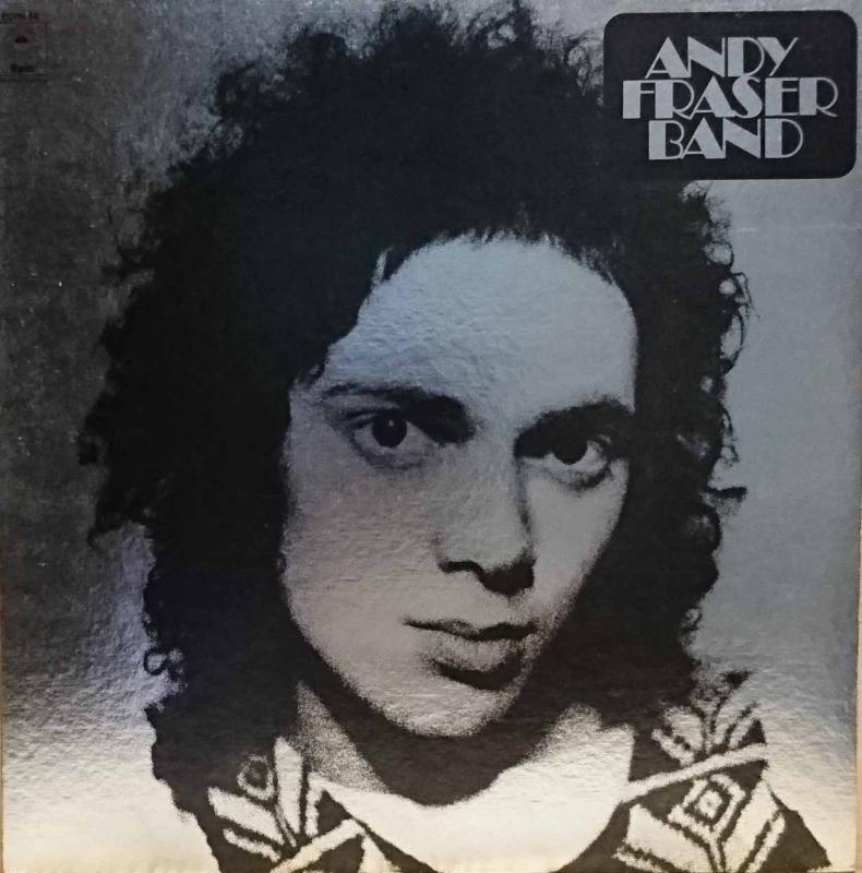 ANDY FRASER BAND/Andy Fraser BandのLPレコード通販・販売ならサウンドファインダー