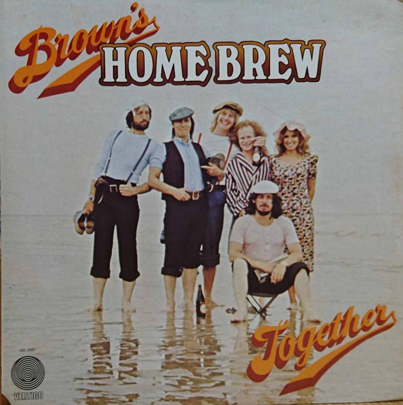BROWN'S HOME BREW/TogetherのLPレコード通販・販売ならサウンドファインダー