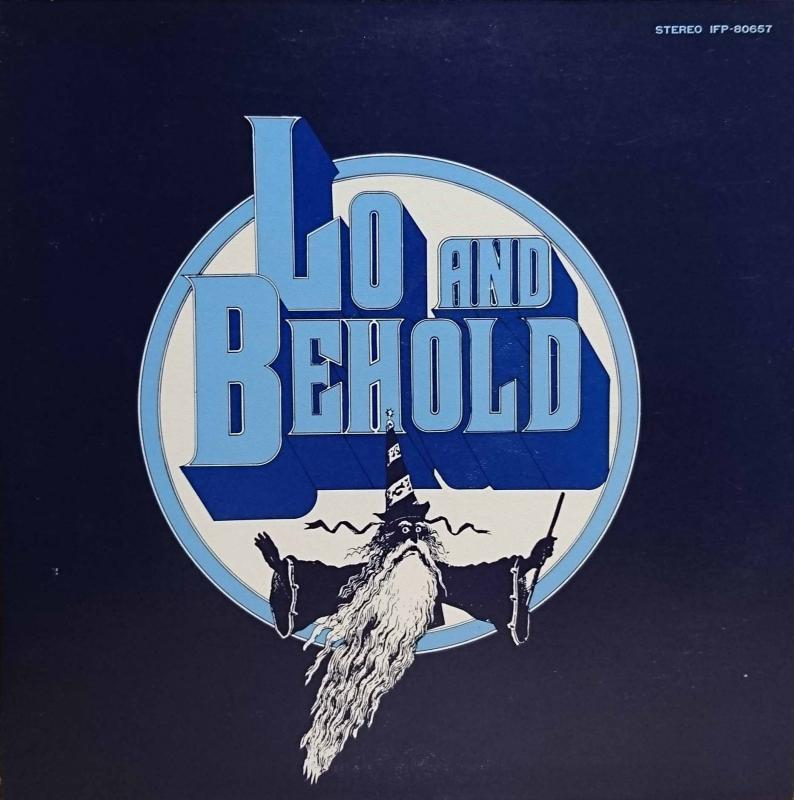 McGUINNESS FLINT/Lo And BeholdのLPレコード通販・販売ならサウンドファインダー