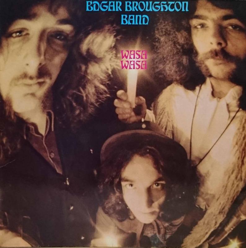 EDGAR BROUGHTON BAND/Wasa WasaのLPレコード通販・販売ならサウンドファインダー
