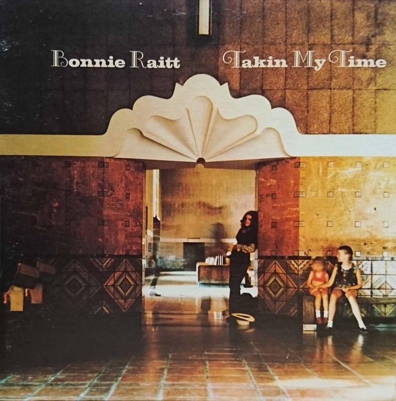 BONNIE RAITT/Takin My TimeのLPレコード通販・販売ならサウンドファインダー