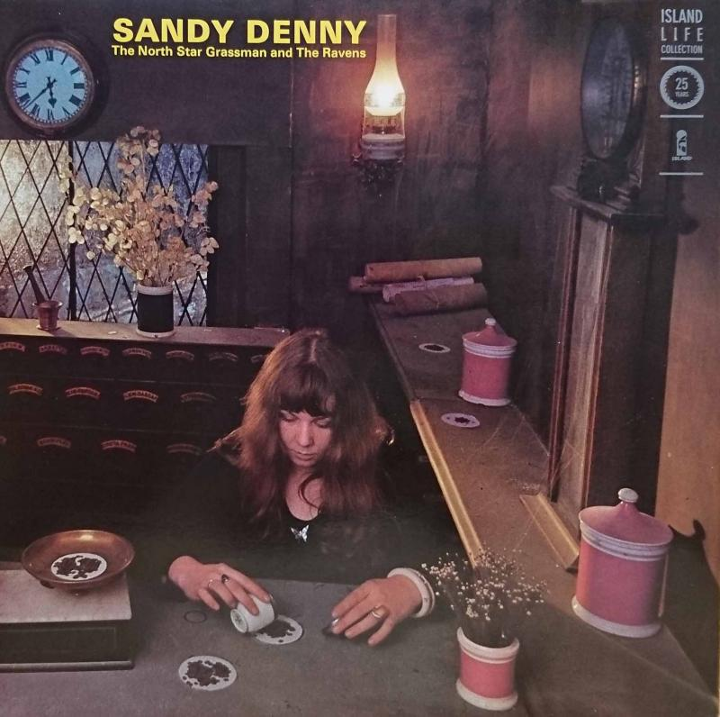 SANDY DENNY/The North Star Grassman And The RavensのLPレコード通販・販売ならサウンドファインダー