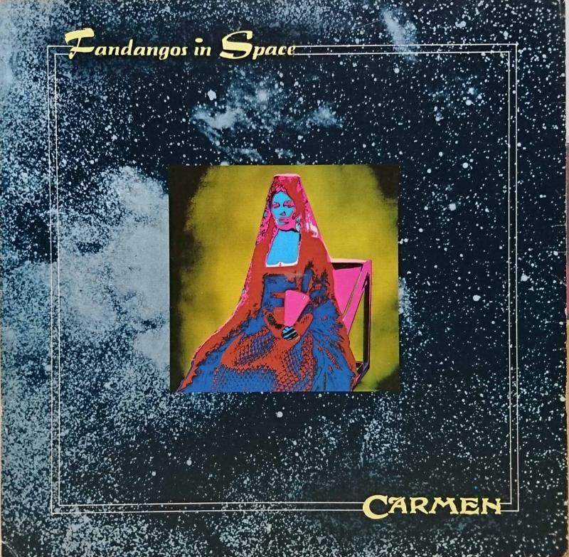 CARMEN/Fandangos In SpaceのLPレコード vinyl LP通販・販売ならサウンドファインダー