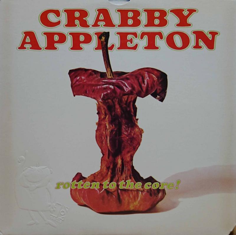 CRABBY APPLETON/Rotten To The Core !のLPレコード vinyl LP通販・販売ならサウンドファインダー