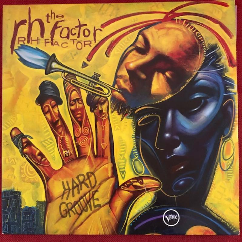 The RH Factor/Hard GrooveのLPレコード通販・販売ならサウンドファインダー