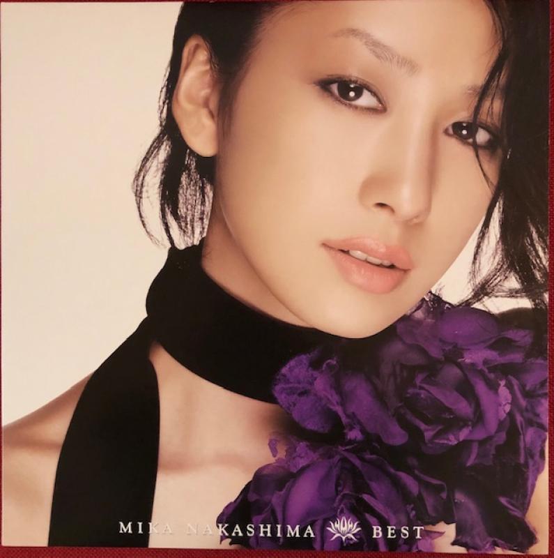 中島美嘉(Mika Nakajima)/BestのLPレコード通販・販売ならサウンドファインダー