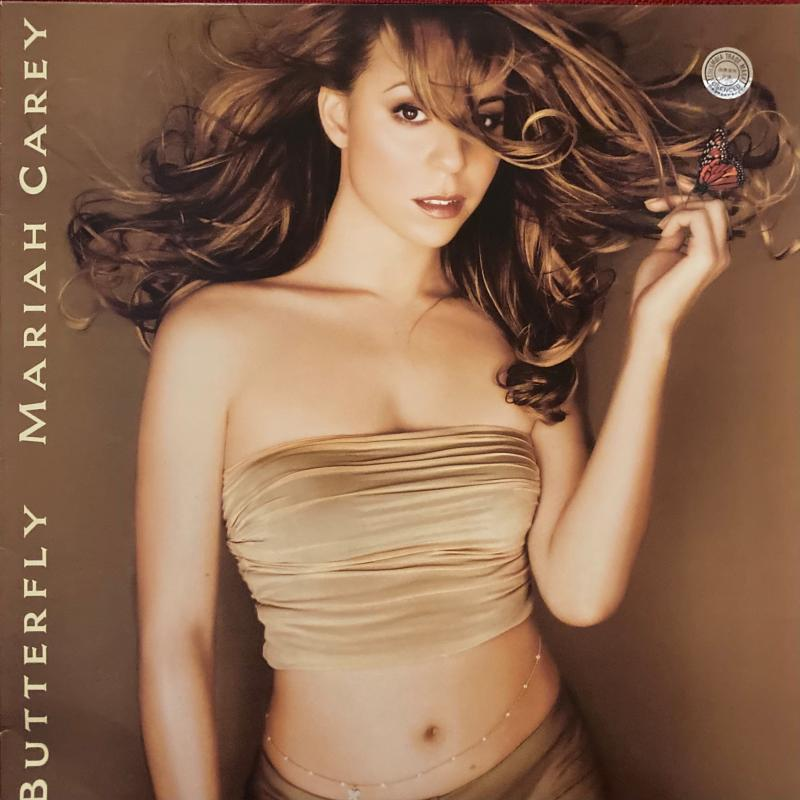Mariah Carey/ButterflyのLPレコード通販・販売ならサウンドファインダー