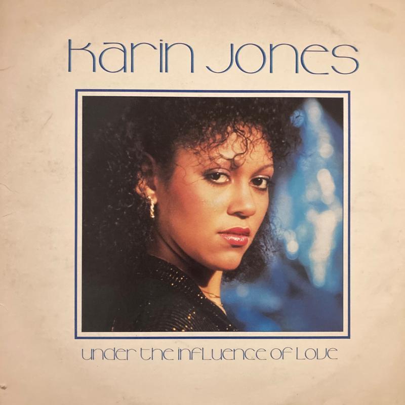 Karin Jones/Under The Infuluence Of LoveのLPレコード通販・販売ならサウンドファインダー
