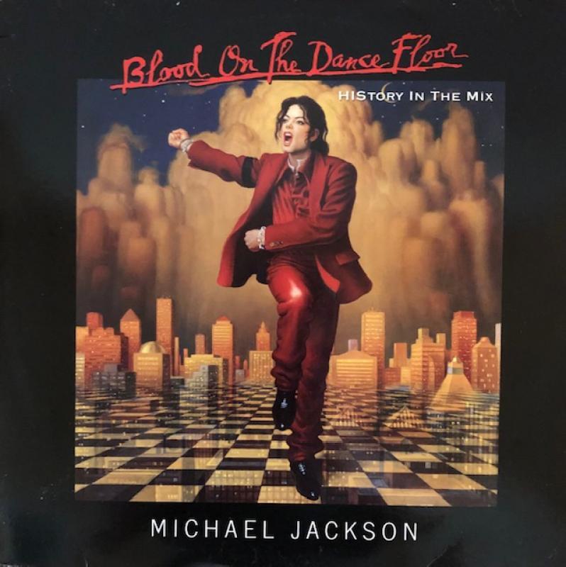 Michael Jackson/マイケルジャクソン/Blood On The Dance Floor/History In The MixのLPレコード vinyl LP通販・販売ならサウンドファインダー