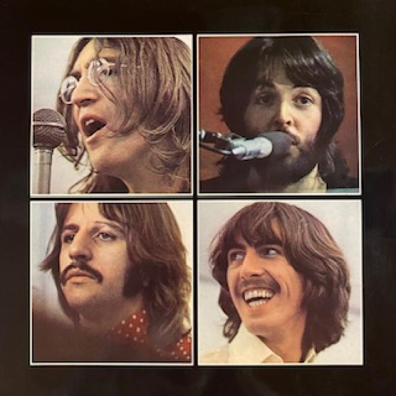 The Beatles/Let It Be (Box set/Red wax)のLPレコード vinyl LP通販・販売ならサウンドファインダー