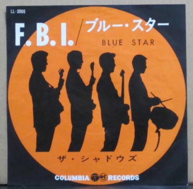 ザ・シャドウズ/F.B.I.のシングル盤通販・販売ならサウンドファインダー