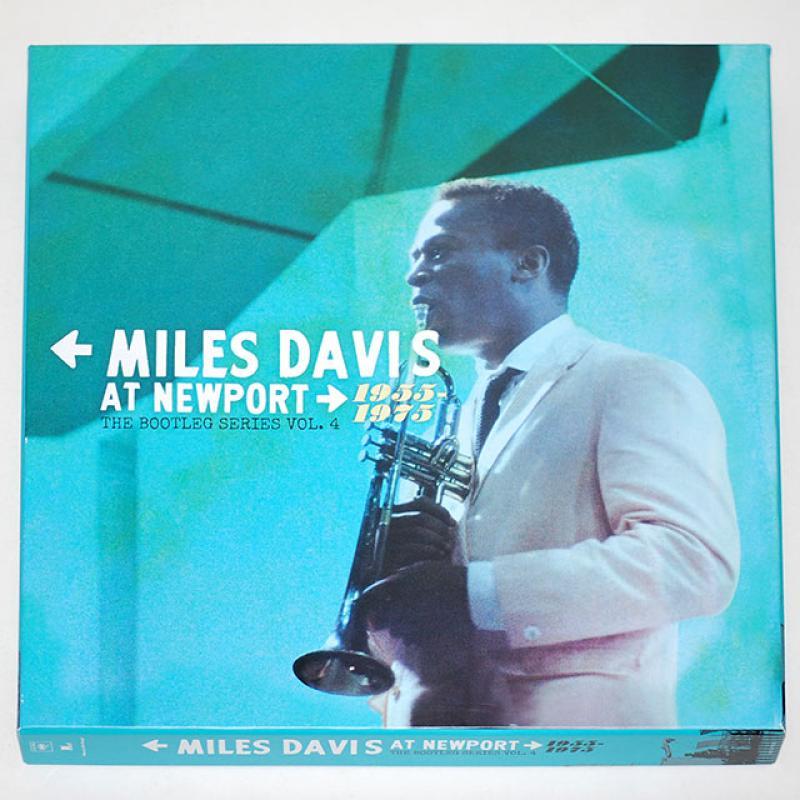 Miles Davis/アット・ニューポート1955-1975(EU180g重量盤8枚組BOX)のLPレコード vinyl LP通販・販売ならサウンドファインダー
