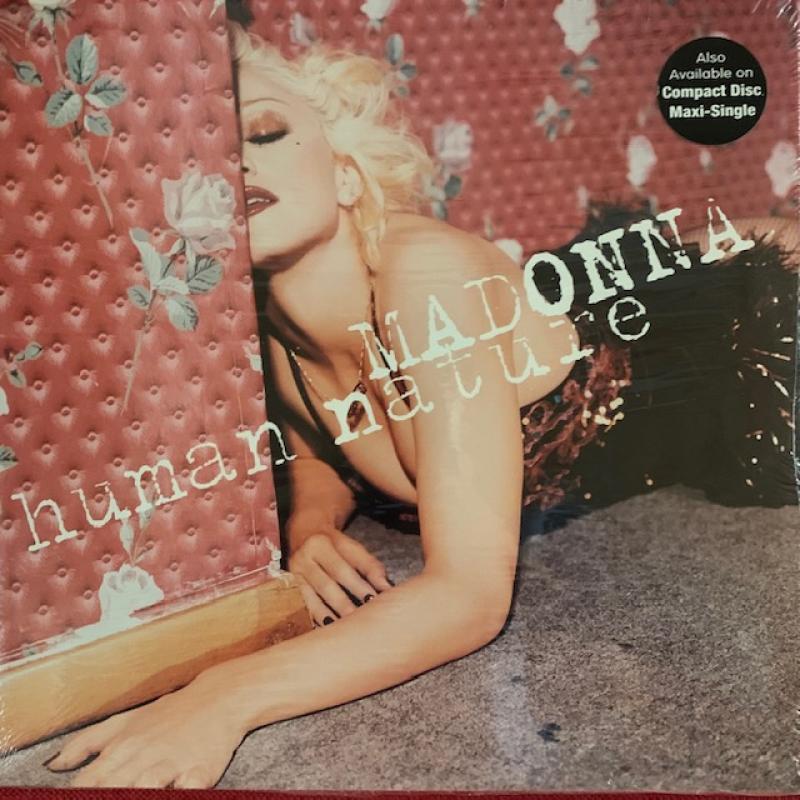 Madonna/Human Natureの12インチレコード通販・販売ならサウンドファインダー