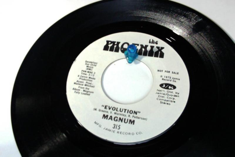 magnum evlolution/your mind
