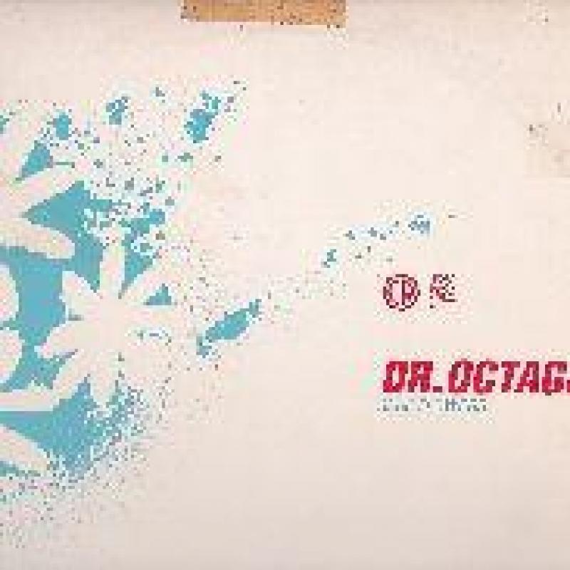 Dr Octagon Blue Flowers Vinyl Records Lp Cd On Cdandlp