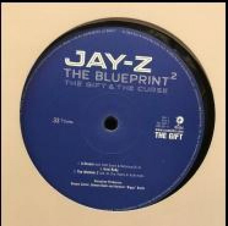 The blueprint by jay z lp x 2 with recordsale ref3083644671 jay z the blueprint 2 the gift the curse radio edits malvernweather Choice Image
