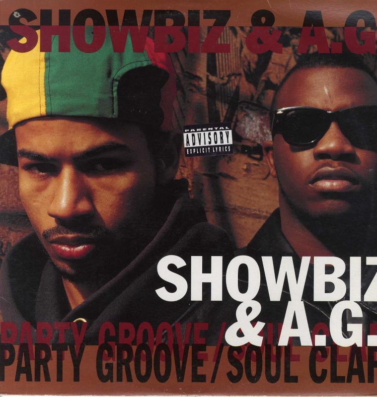 SHOWBIZ & AG PARTY GROOVE / SOUL CLAP