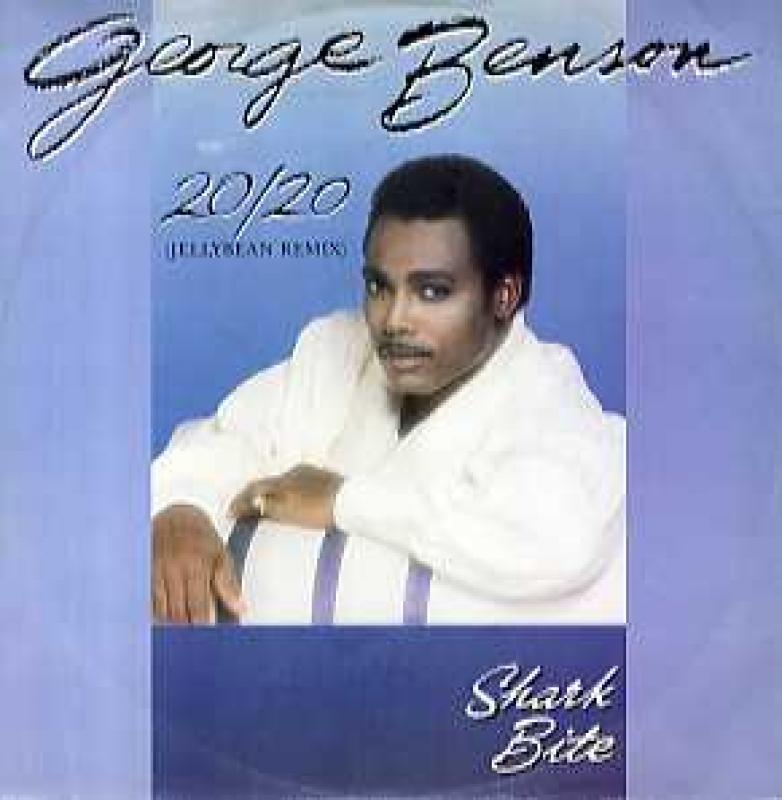 20/20 by George Benson, 12 inch x 1 with recordsale - Ref