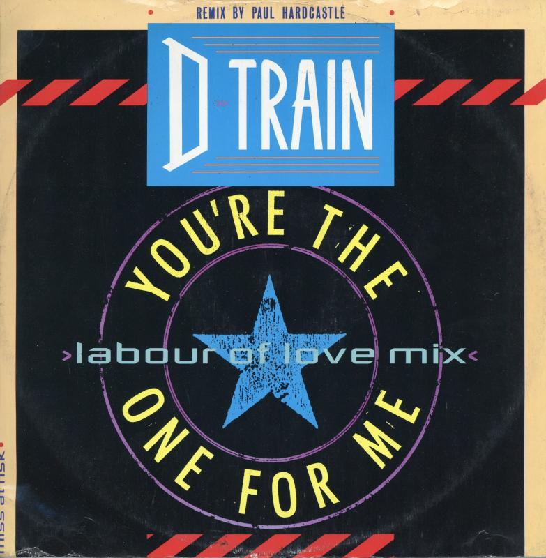 d-train you're the one for me (labour of love mix) / keep on