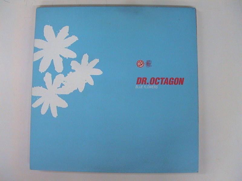 Dr Octagon Blue Flowers Remi 12 Inch 45 Rpm