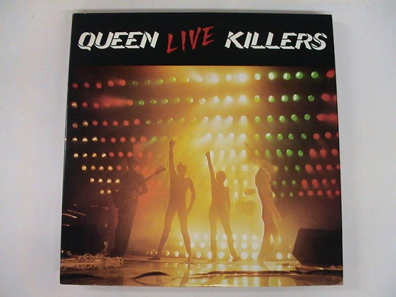 queen live killers (green & red)