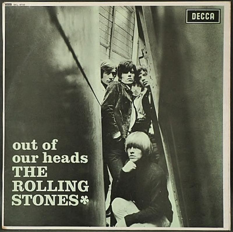 rolling stones ザ・ローリング・ストーンズ out of our heads アウト・オブ・アワ・ヘッズ